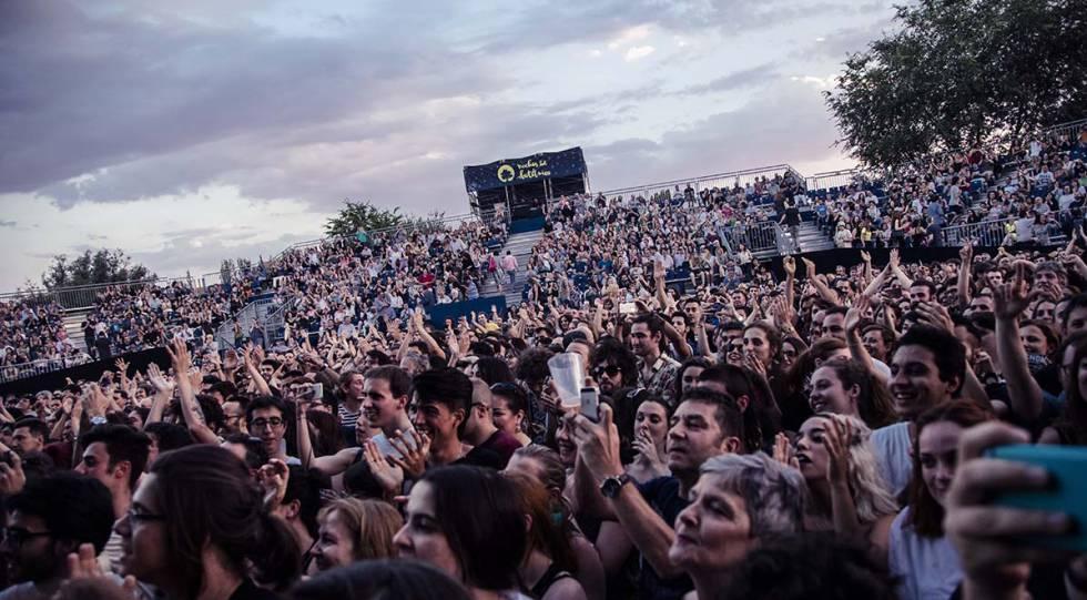 Gu a para las noches del bot nico 2017 en madrid blog for Jardin botanico madrid conciertos