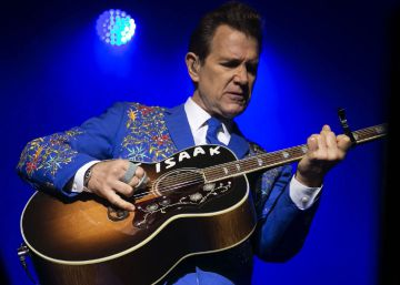 Chris Isaak y John Fogerty, buenos americanos