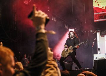 El diluvio universal de Foo Fighters
