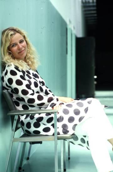 La directora danesa Lone Scherfig.