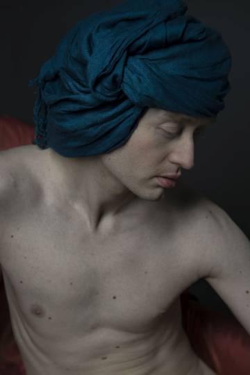 Blue turban, 2015