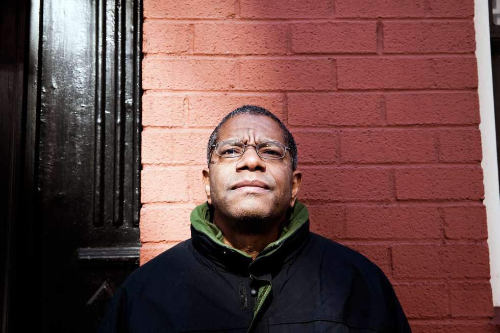 El escritor estadounidense Paul Beatty, retratado en 2015.