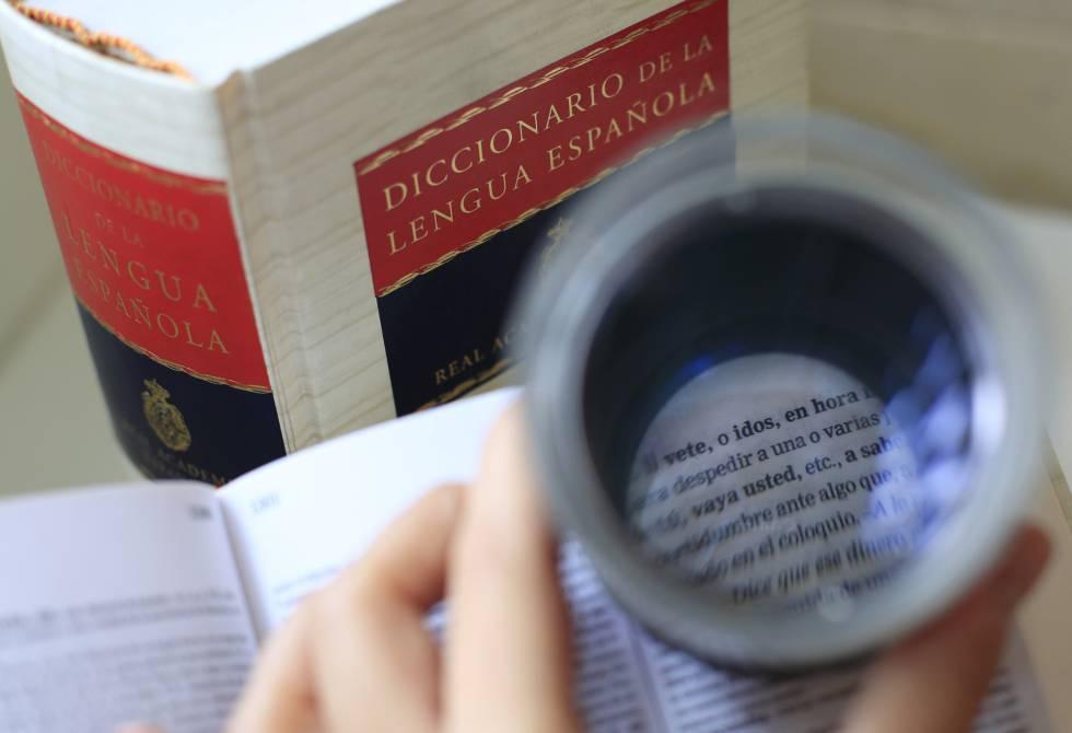 Entrada en el 'Diccionario' del verbo ir.