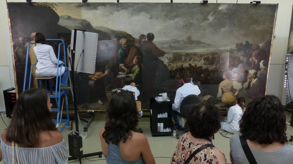 Dentro de dos cuadros vivos de Murillo   Cultura   EL PAÍS