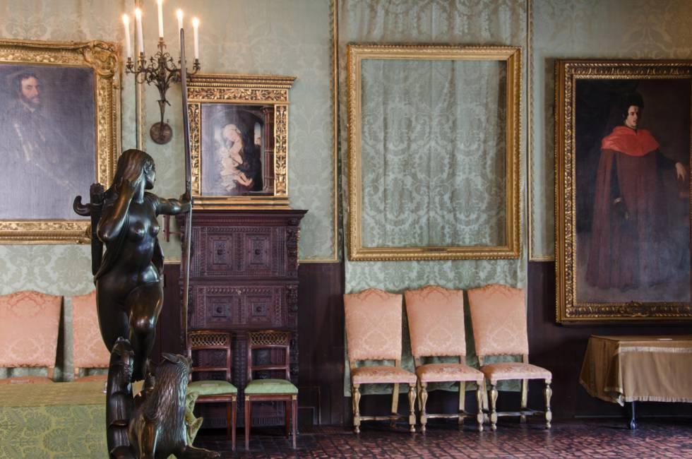 Nueve millones de euros para rescatar a Rembrandt y Vermeer ...