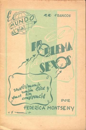 Portada del librito (43 páginas) editado en 1948 en Toulouse.