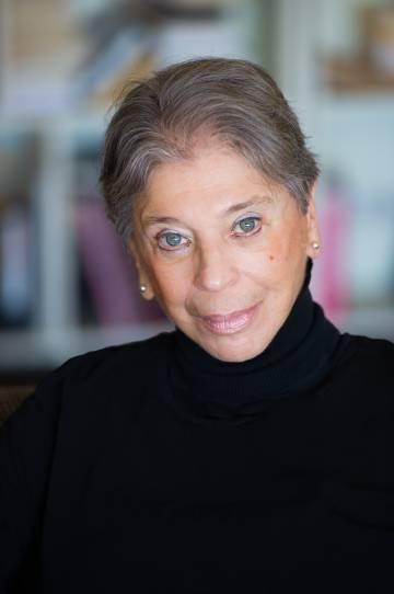 La escritora Vivian Gornick en 2015.