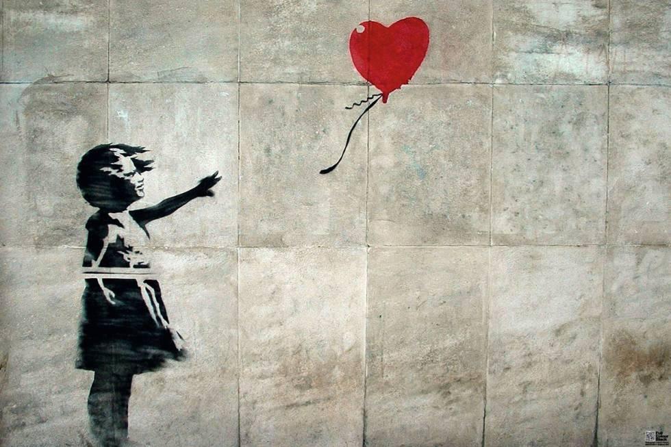 Resultado de imagen de las mejores obras de banksy