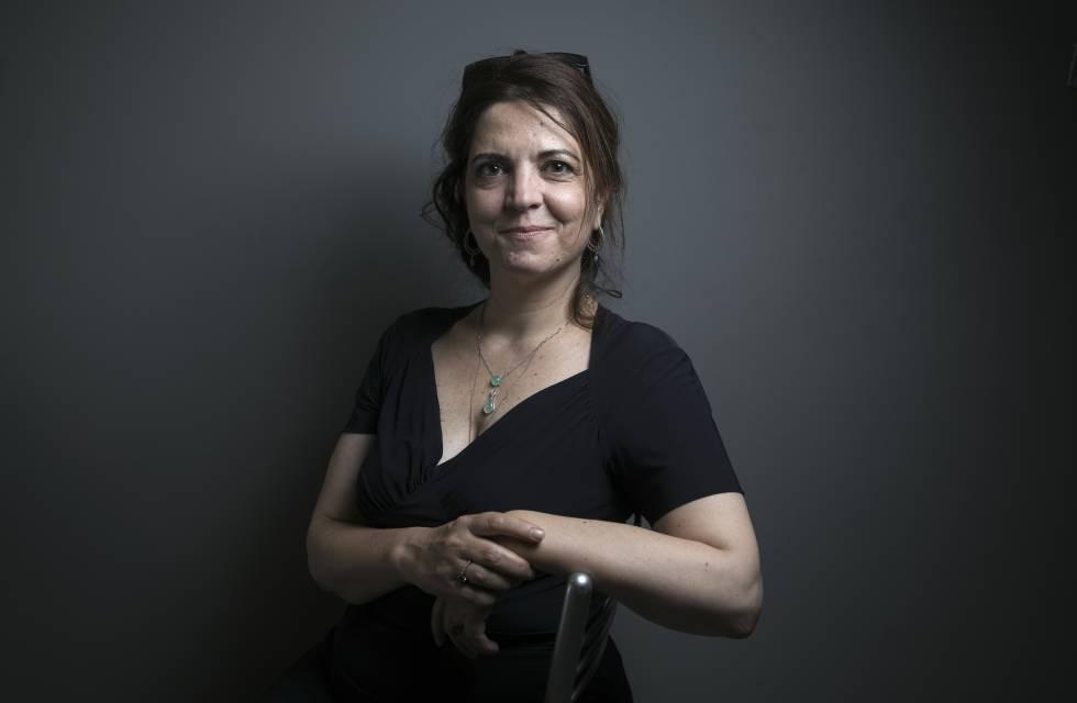 La cineasta francesa Agnès Jaoui.
