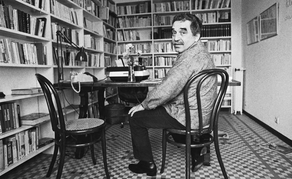 Gabriel García Márquez, en 1979.