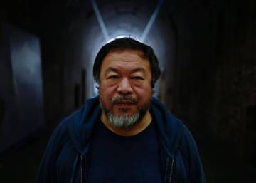 Ai Weiwei aterriza en territorio Trump