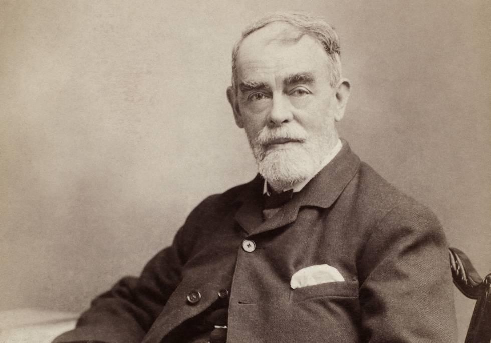 El escritor inglés Samuel Butler (1835-1902).