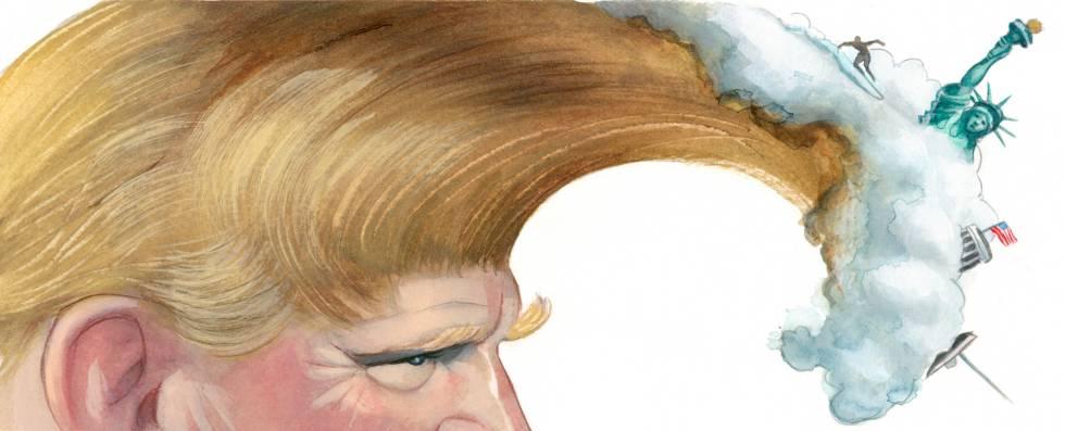 Donald Trump, la política como instinto básico