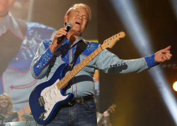 Muere Glen Campbell, grande del country