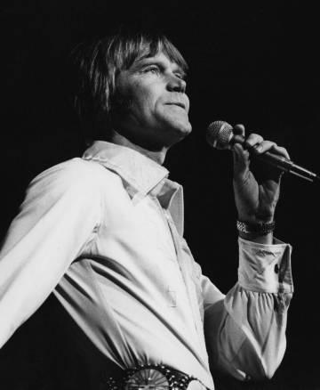 Campbell en 1977 en Londres.