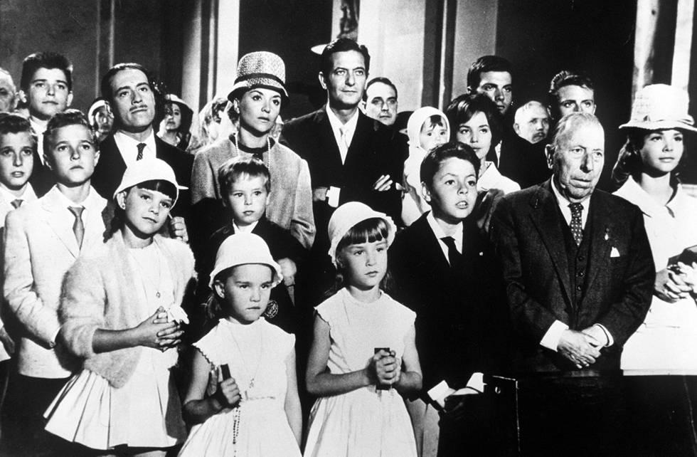 El eterno verano de la gran familia televisi n el pa s - Familias en blanco y negro ...