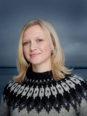 La autora Maria Parr.
