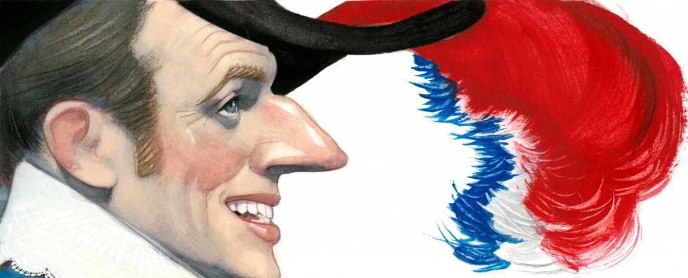 Macron o el turbio amor del graduado