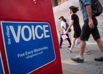 El 'The Village Voice' abandona el papel