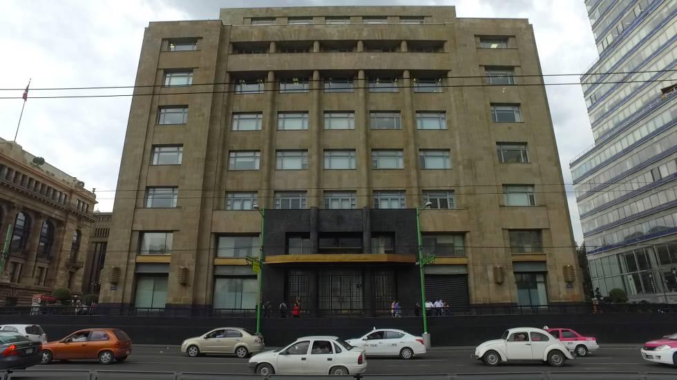 Cinco joyas de la arquitectura en ciudad de m xico for Arquitectos reconocidos