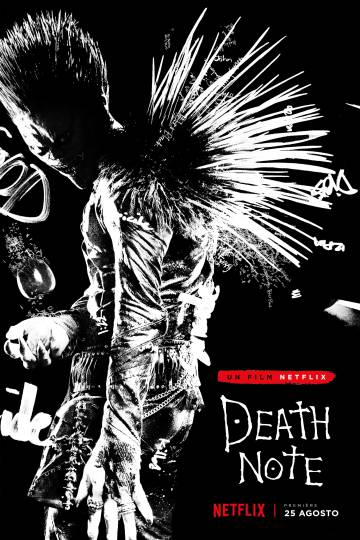 Cartel de la película 'Death Note'.