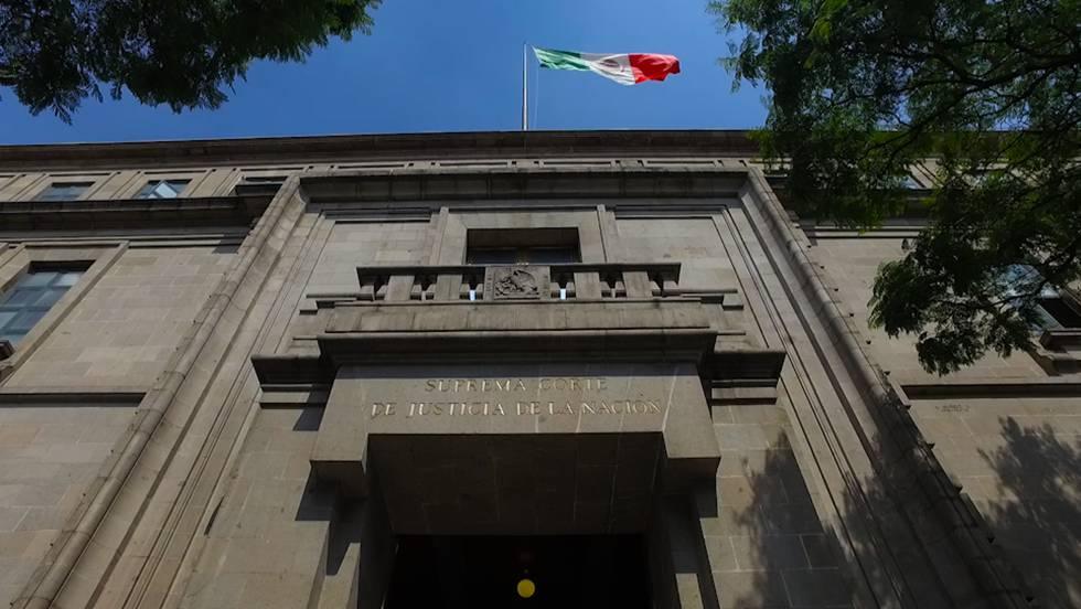 Arquitectura en CDMX: Suprema Corte de Justicia.