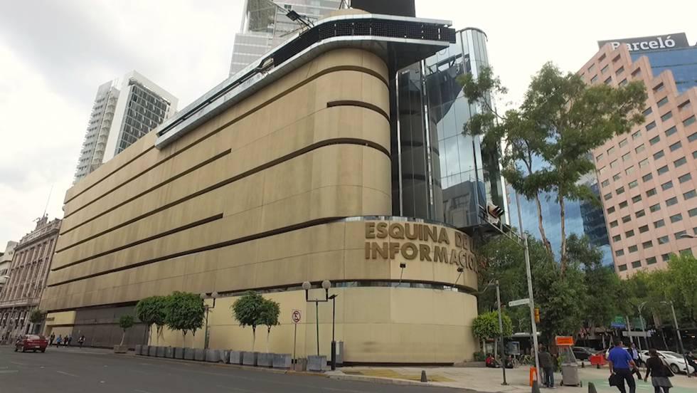 Arquitectura en CDMX: Paseo de la Reforma 18.