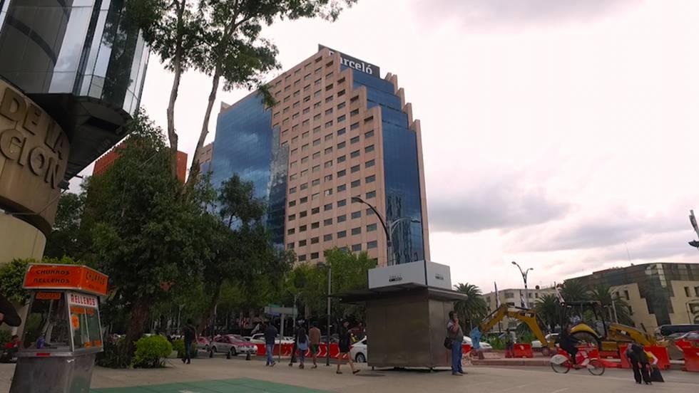 Arquitectura en CDMX: Hotel Barceló.