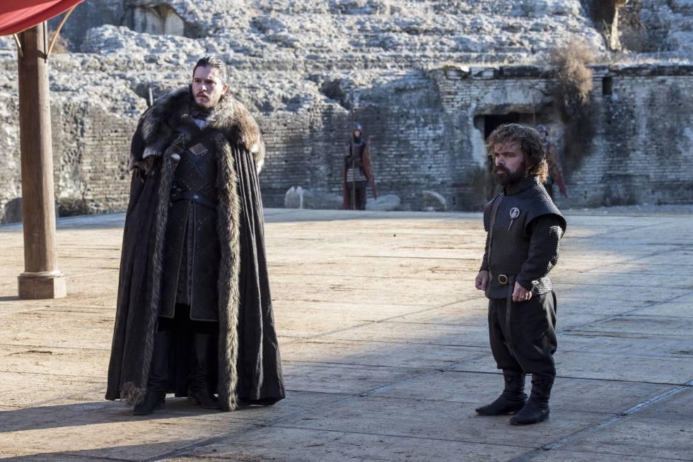 Game of Thrones: \'Juego de tronos\' 7x07: \'El dragón y el lobo ...