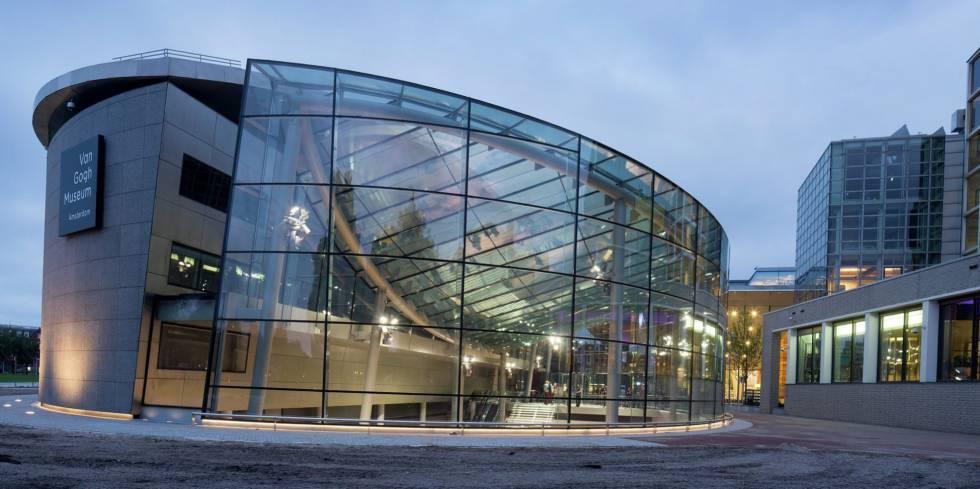 Resultado de imagen para MUSEO VAN GOGH, ÁMSTERDAM