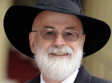 Pratchett, en una fotografía de 2009.