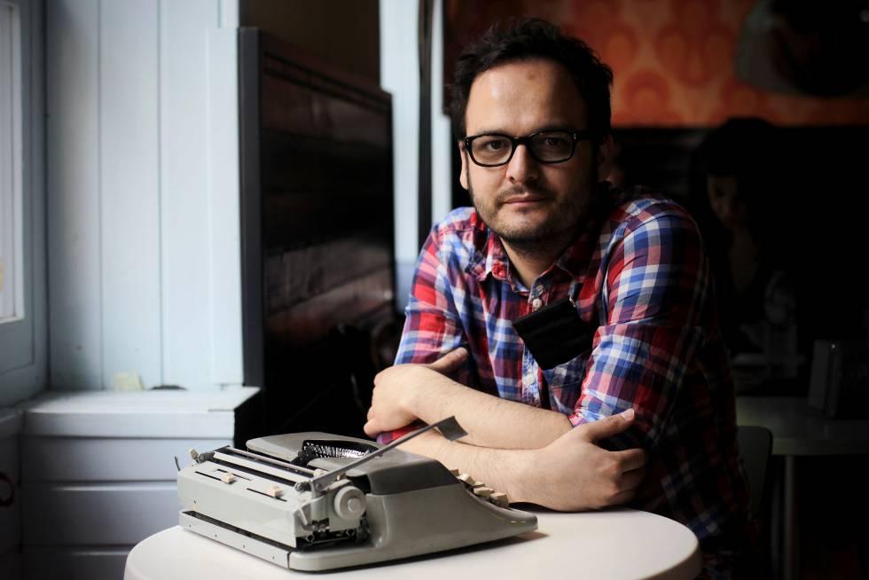Resultado de imagen para Juan Cárdenas, escritor colombiano