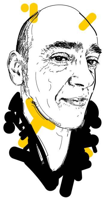 El dibujante Miguel Francisco.