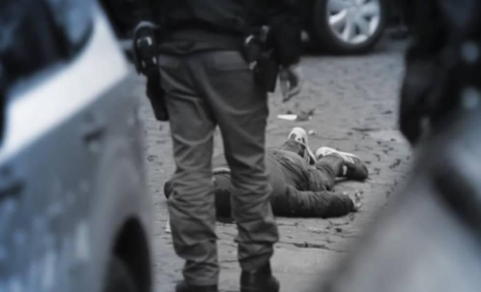 Fotograma del documental 'Robinù, del periodista Michel Santoro.