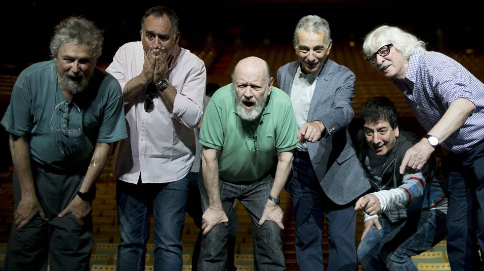 Les luthiers era imposible imaginar un futuro tan for Les luthiers