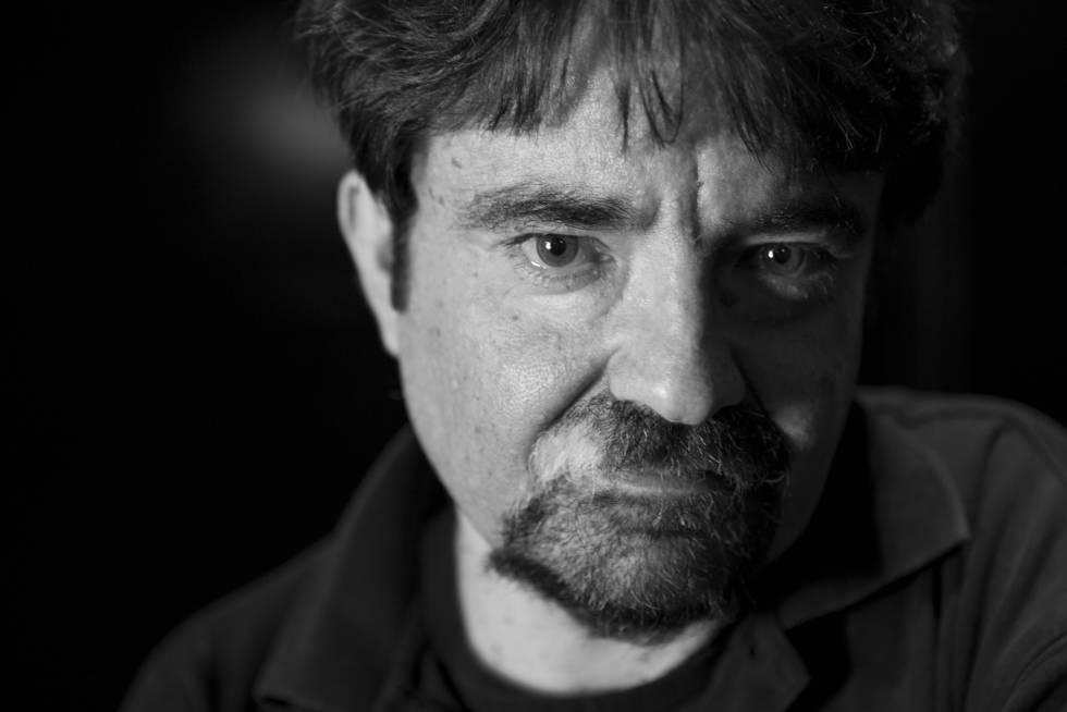 El editor madrileño Juan Casamayor, fundador de Páginas de Espuma.