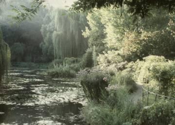 El jardín impresionista de Claude Monet