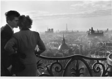 Los amantes de la Bastilla, 1957, París
