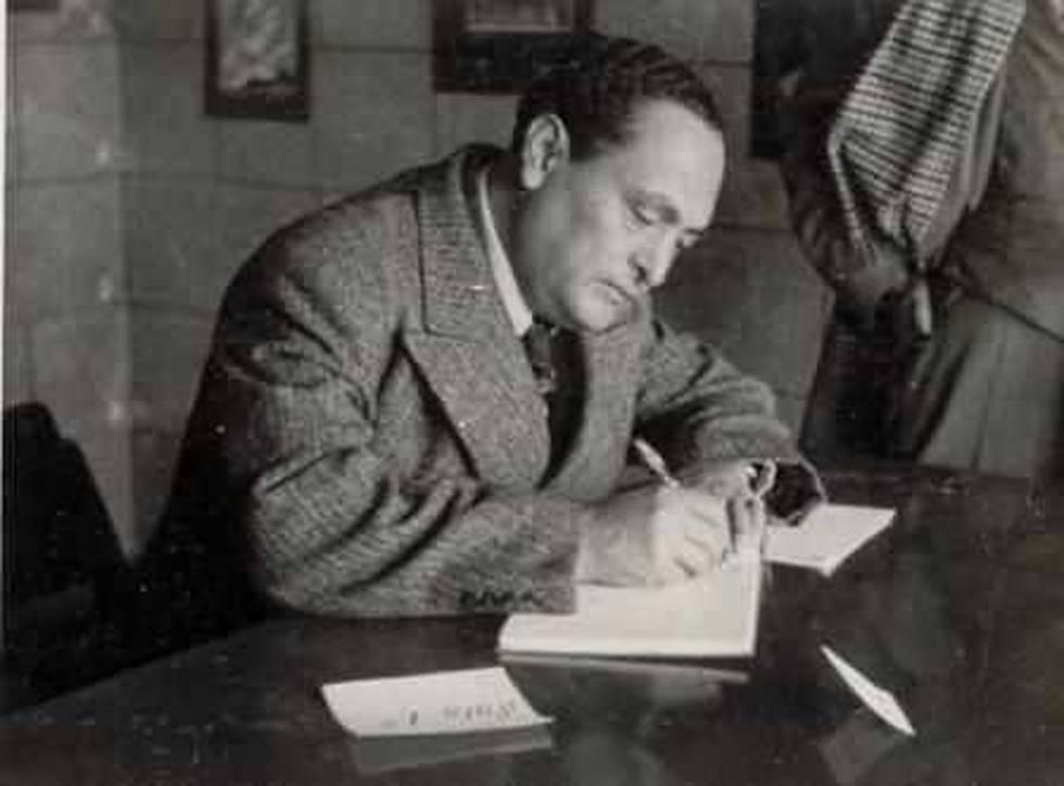 Gilberto Bosques, en una imagen de archivo.