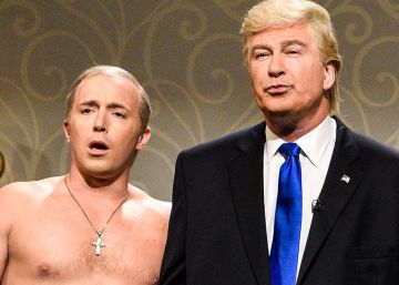 Si el mundo se tambalea, 'Saturday Night Live' prospera