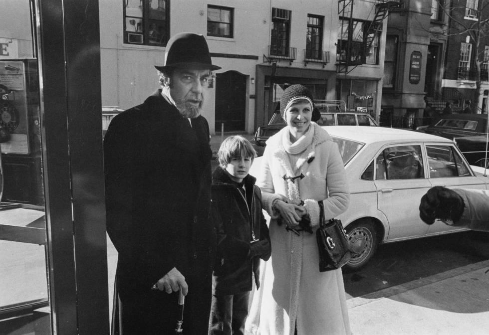 Fernando Rey, durante el rodaje de 'The French Connection' (1971), de William Friedkin.