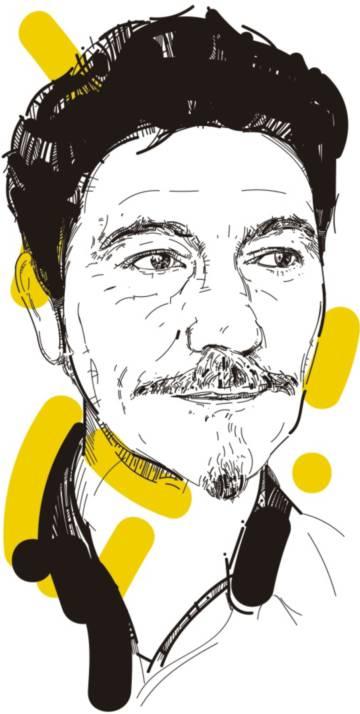 """Pedro Antonio González Moreno: """"Nunca pude terminar el 'Ulises' de Joyce"""""""