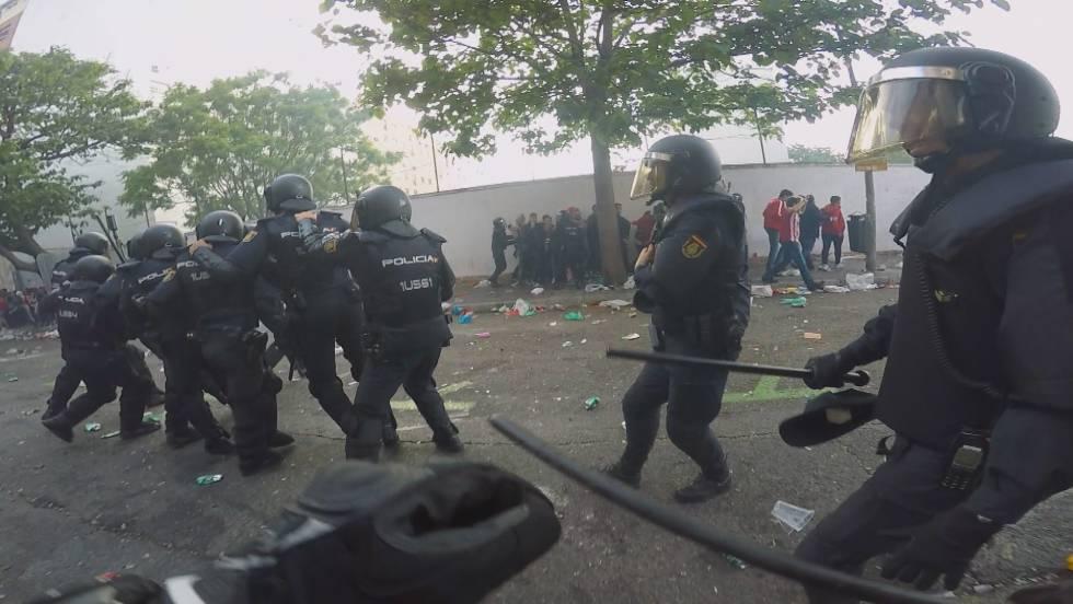 Una imagen del primer programa de '091: Alerta Policía'.