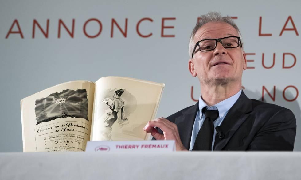 """Thierry Frémaux: """"Cannes no abrirá todas sus puertas a las series"""""""