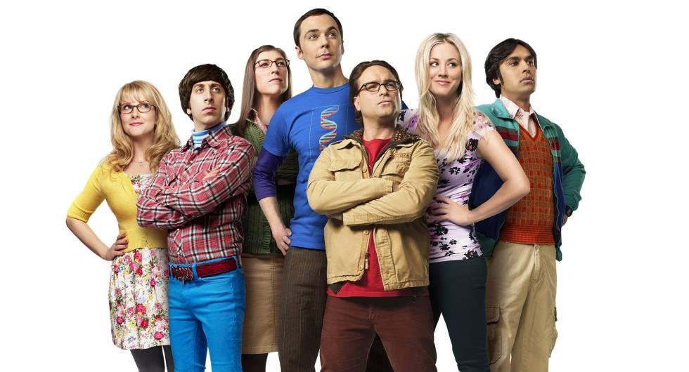Resultado de imagen de he Big Bang Theory