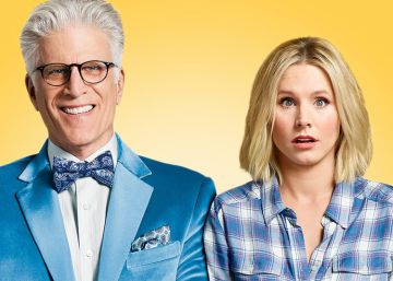 El lugar feliz de 'The Good Place'