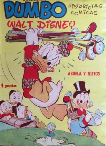 Mi primer cómic (I): Álvaro Pons, el niño de Bruguera