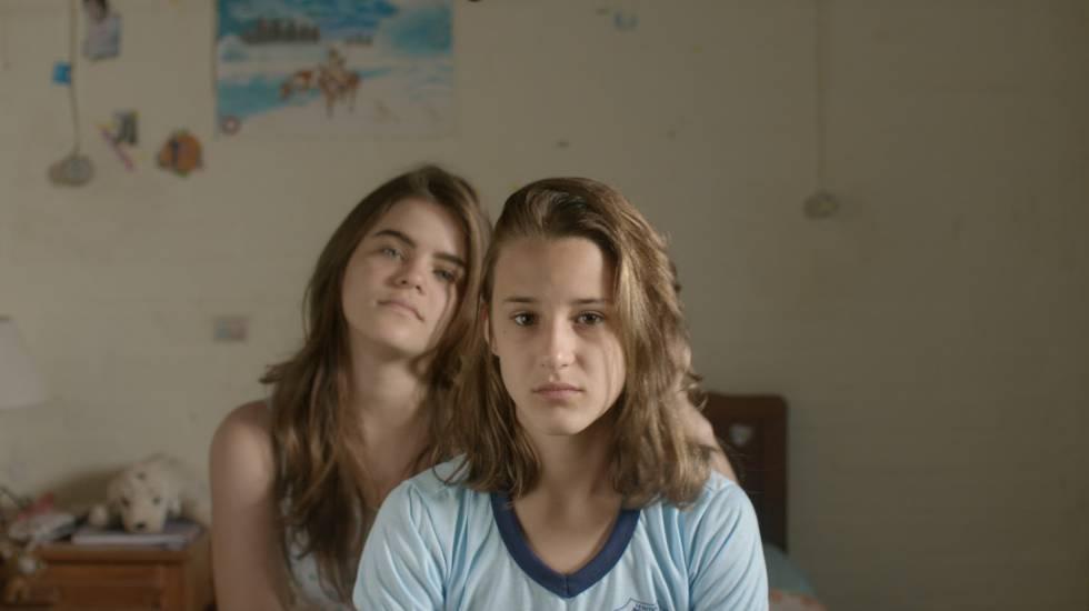 Fotograma de 'Las dos Irenes'.