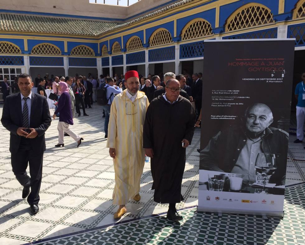 La memoria de Juan Goytisolo se asienta en Marrakech