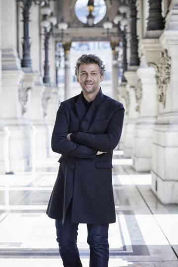 El tenor Jonas Kaufmann en París.